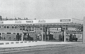 Historical Petrol Station