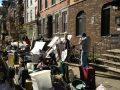 New Orleans neighborhood after Katrina