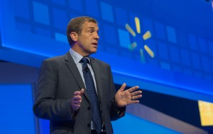 Walmart International CEO David Cheesewright presents at the 2016 Shareholders Meeting