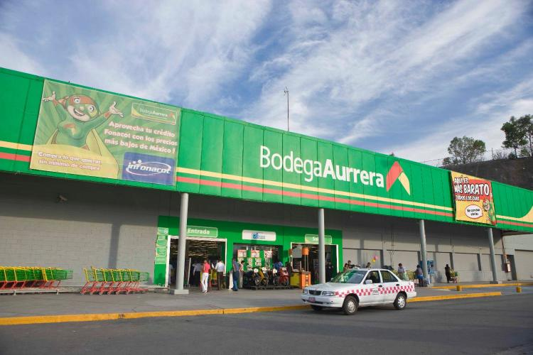 Bodega Aurrera,  Mexico