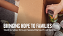 Food bank homepage promo