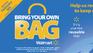 Walmart announces plastic bag reduction initiative