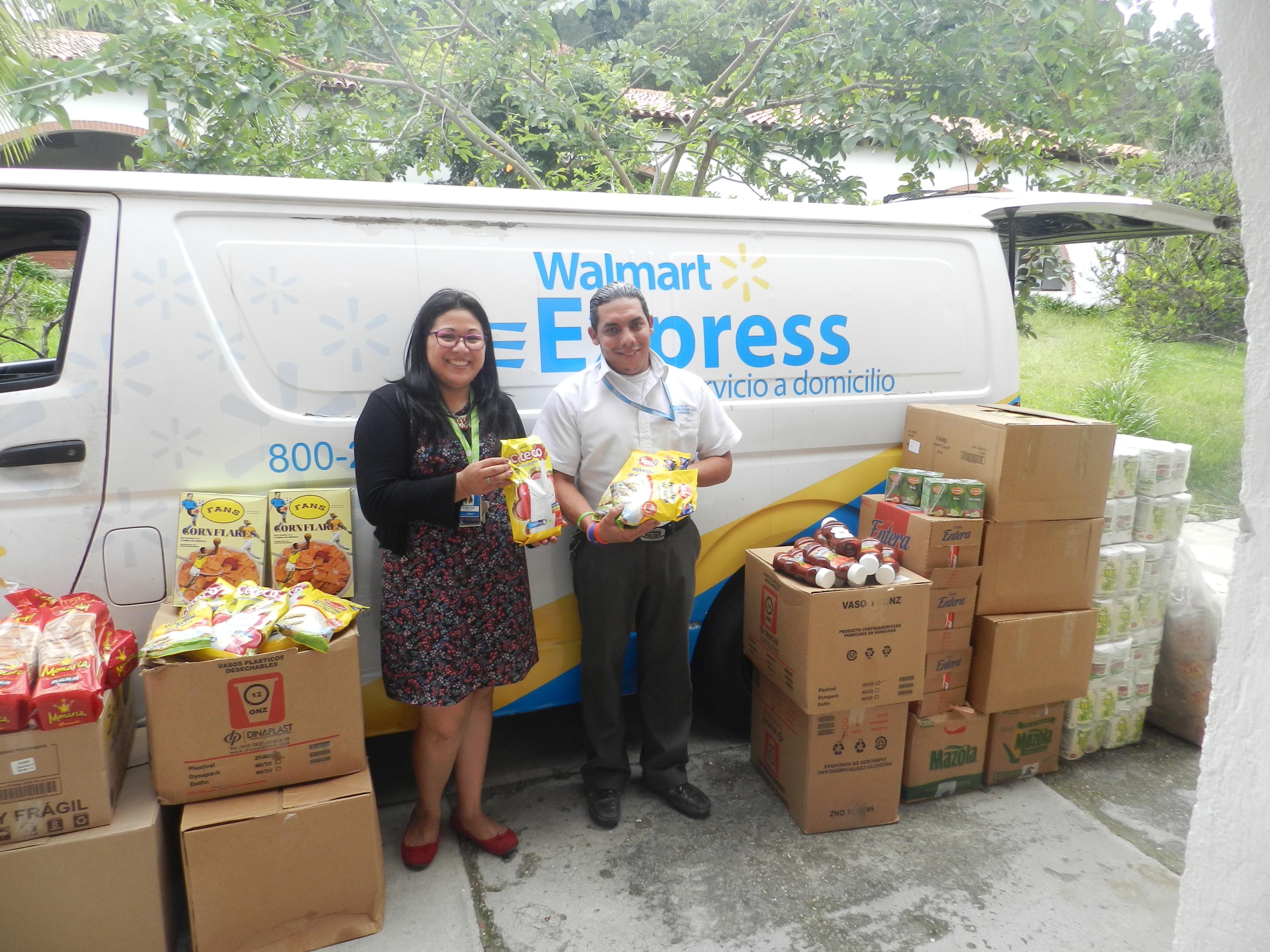 Entrega Aldea SOS Honduras
