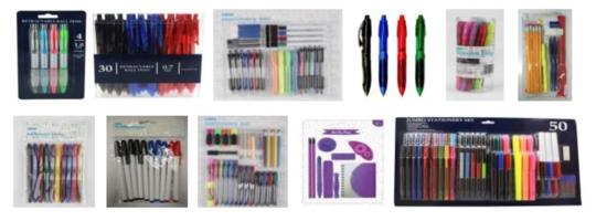 Asda Ballpoint Pens