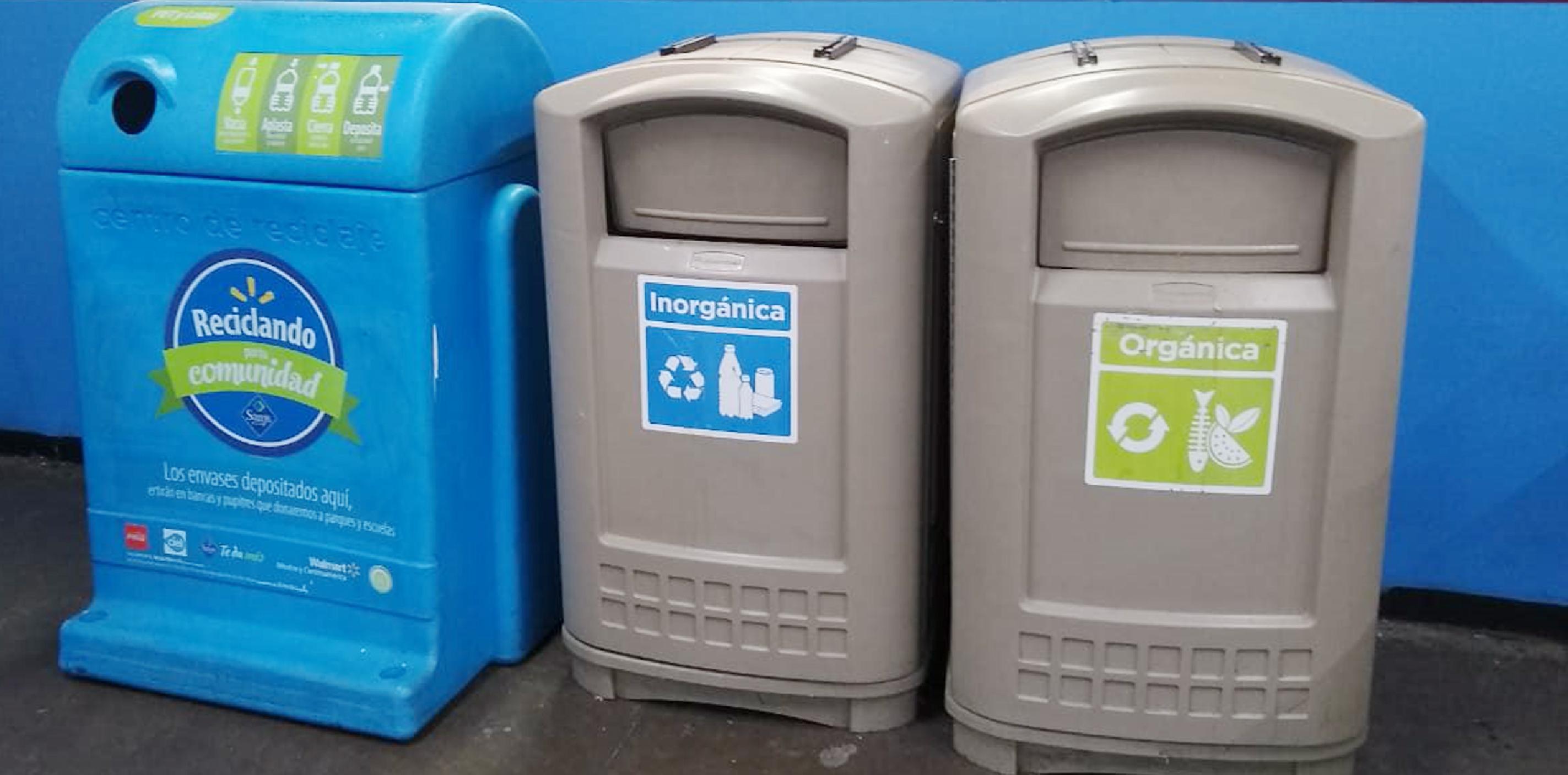Recicla por tu comunidad ESG
