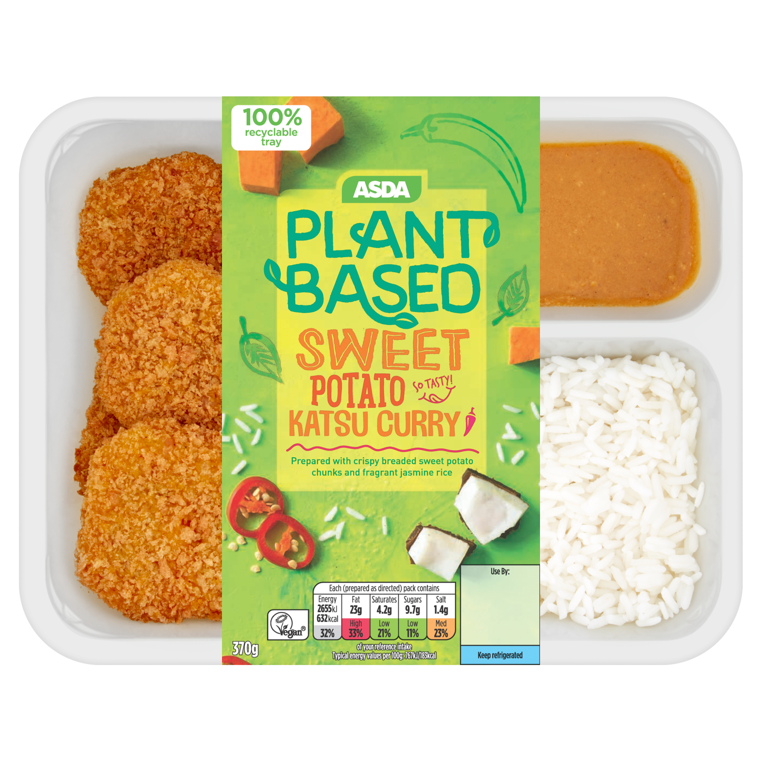 First Vegan Plant Based Range With 48 New Products At Asda
