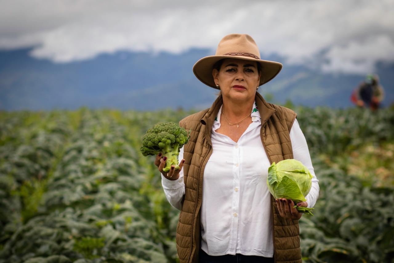 Vera Gómez: la cartaginesa que inició sembrando para su familia y ahora coloca sus productos en supermercados 2