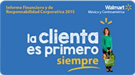 Imagen portada de 2015 Informe Financiero y de Responsabilidad Corporativa