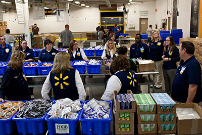 Associates Volunteering