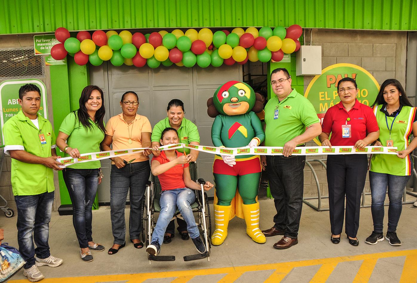 Inauguración de Palí Matiguás en Nicaragua