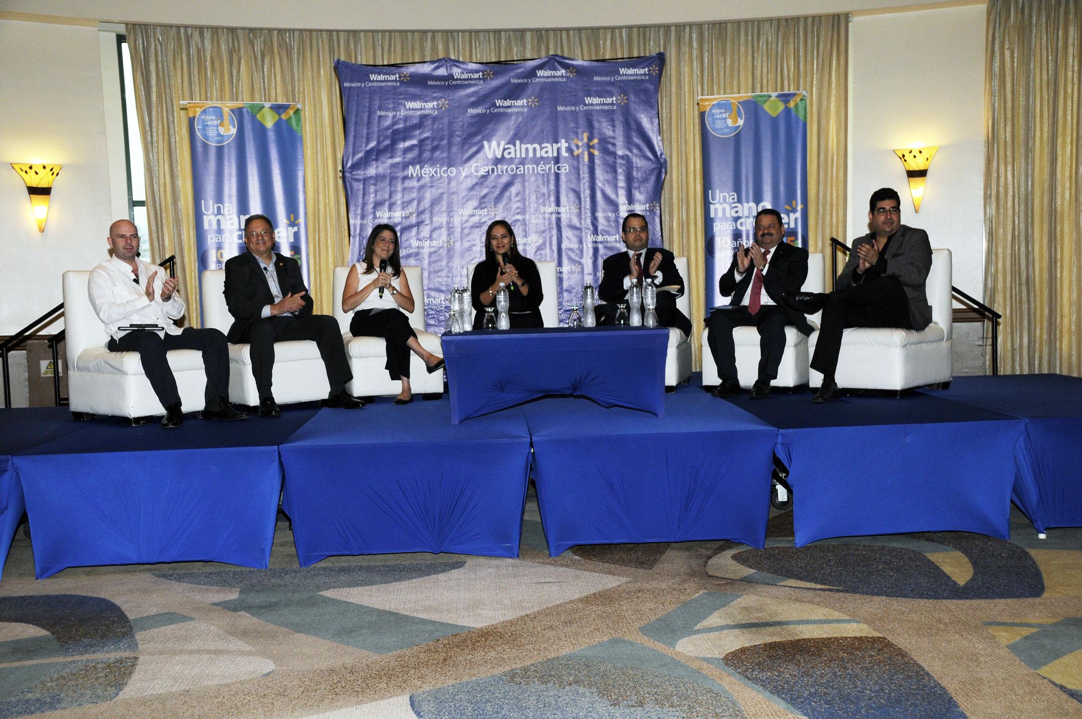 180 PyMEs en Honduras interesadas en ser proveedoras de Walmart