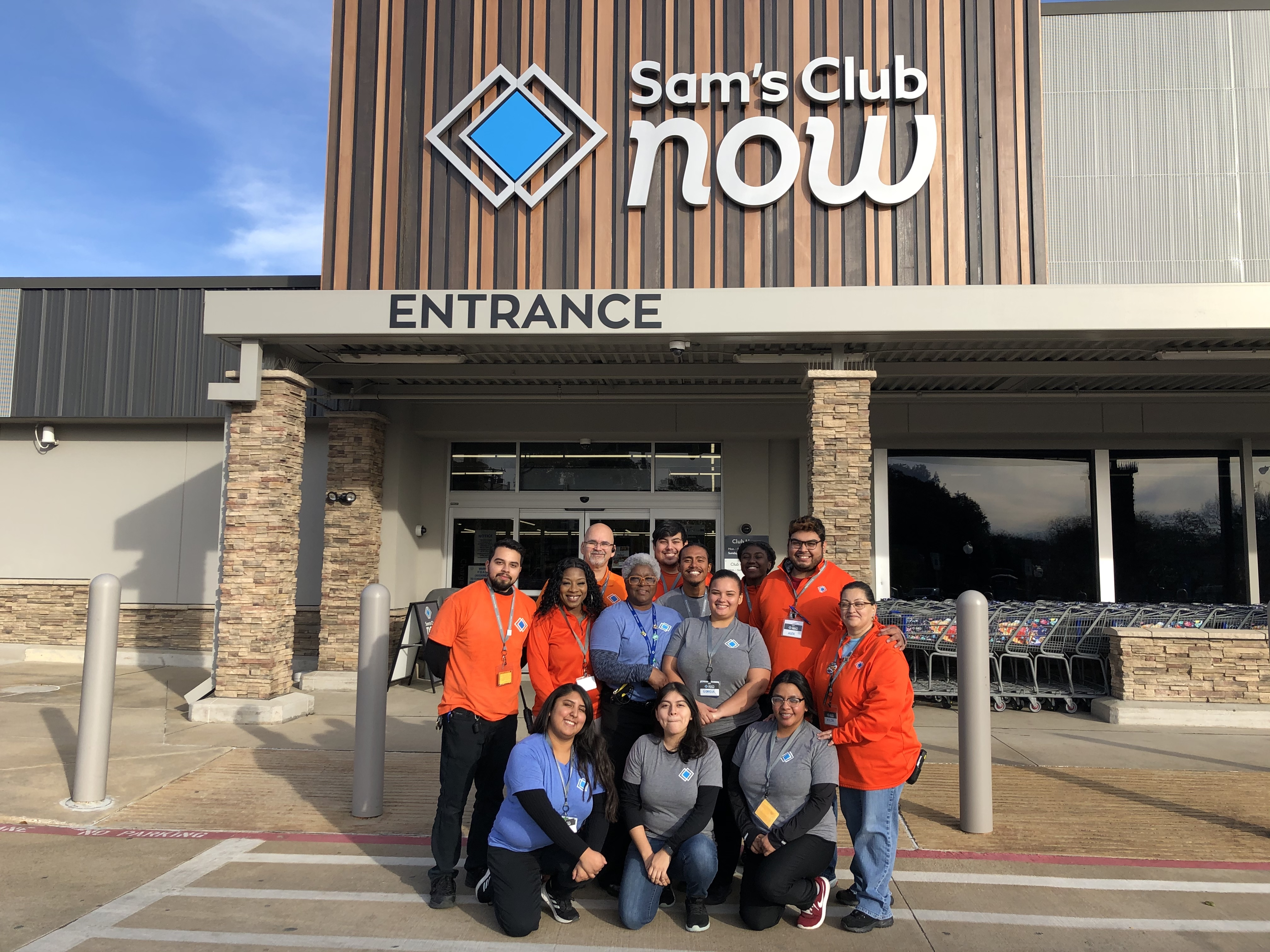Sam's Club Now Team
