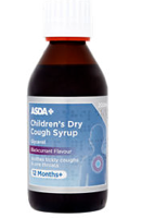 Asda Children's Dry Cough Syrup