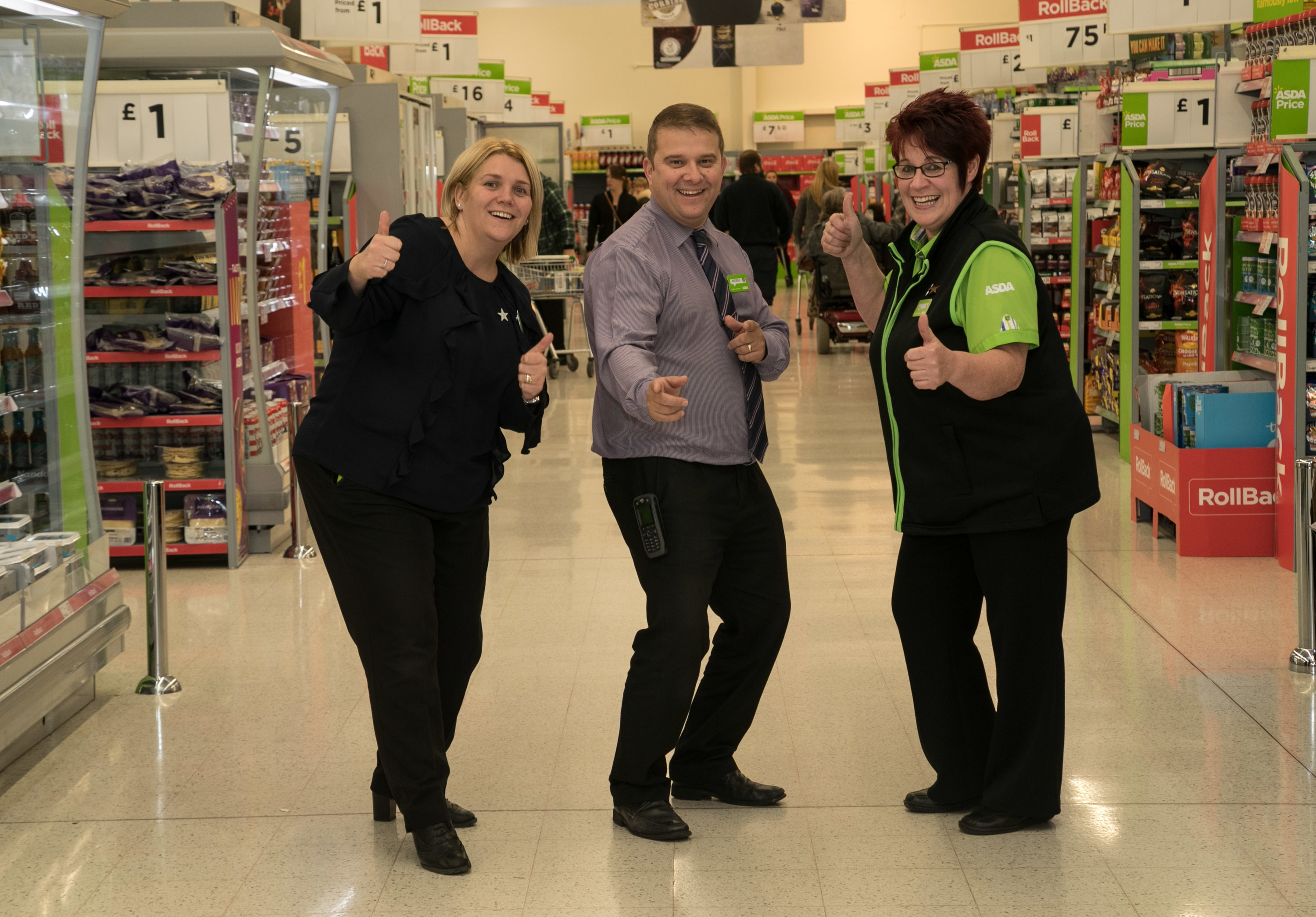 Langley Mill colleagues