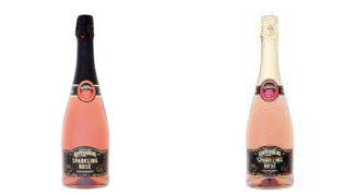 Kopparberg Sparkling Rose Strawberry & Kopparberg Sparkling Rose Raspberry