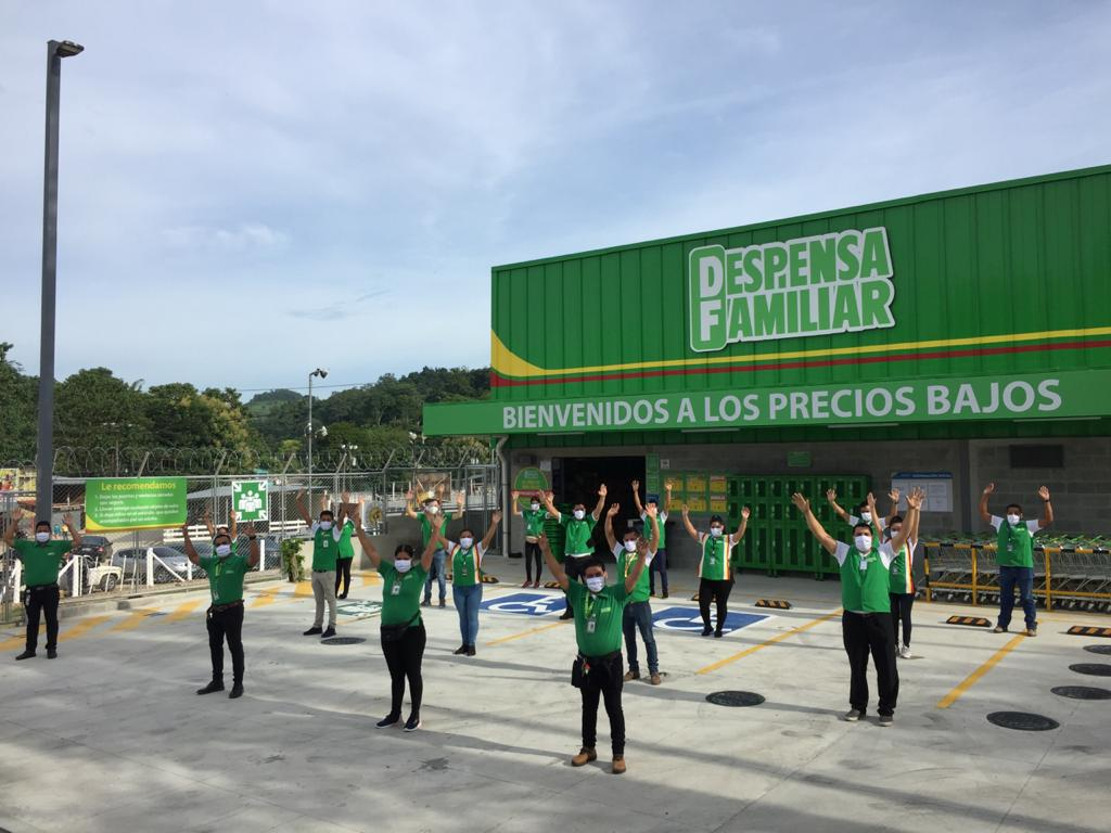 Despensa Familiar inauguró dos tiendas más en Guatemala
