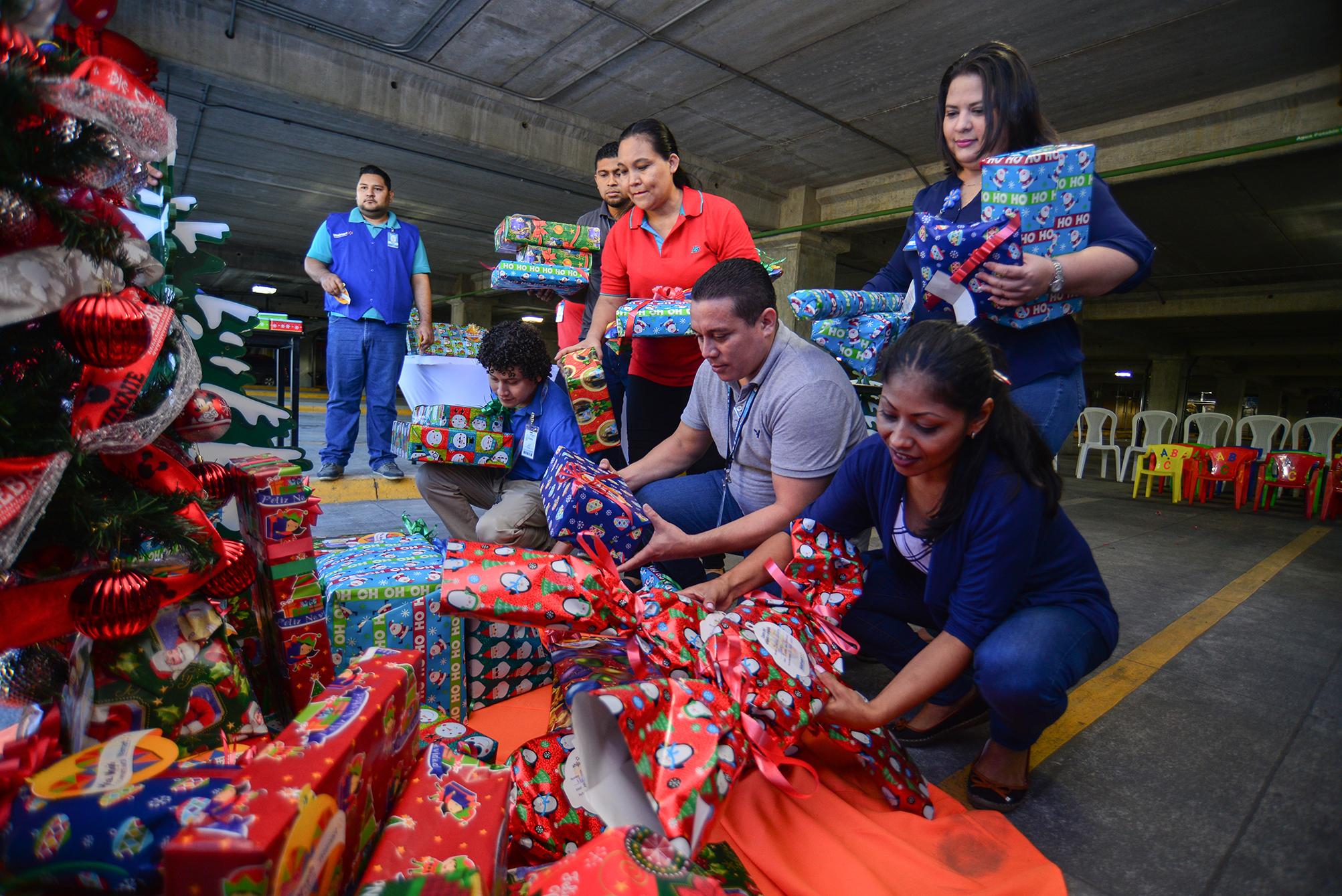 Celebramos en Nicaragua la quinta edición de nuestro programa Haz Magia para compartir amor en Navidad 2