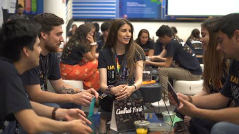 Students from Chilean universities participate in the Innova Challenge