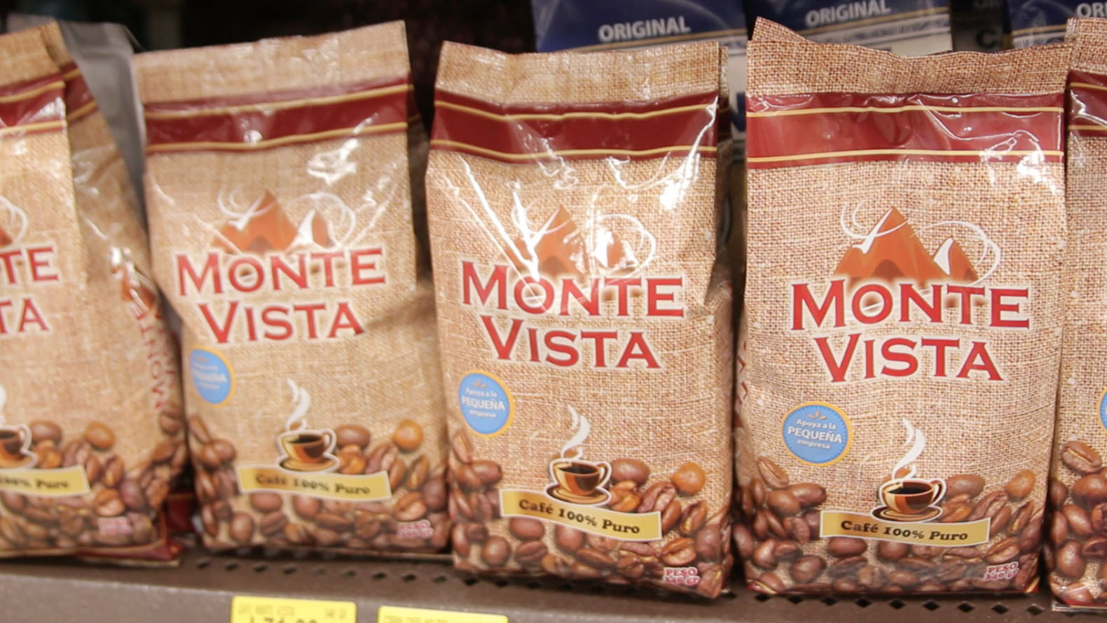 Café Montevista, PyME hondureña