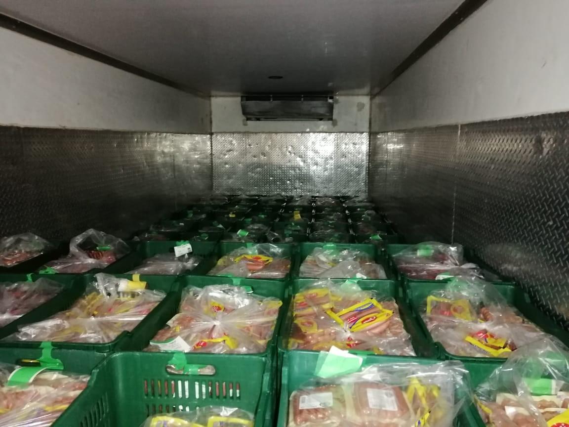 Walmart donó casi ₡15 millones en embutidos al Banco de Alimentos de Costa Rica_2