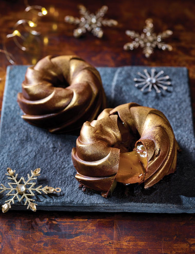 Extra Special Golden Vegan Swirls