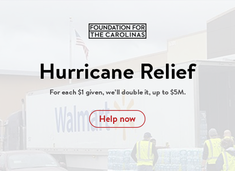 Donate to Foundation of the Carolinas