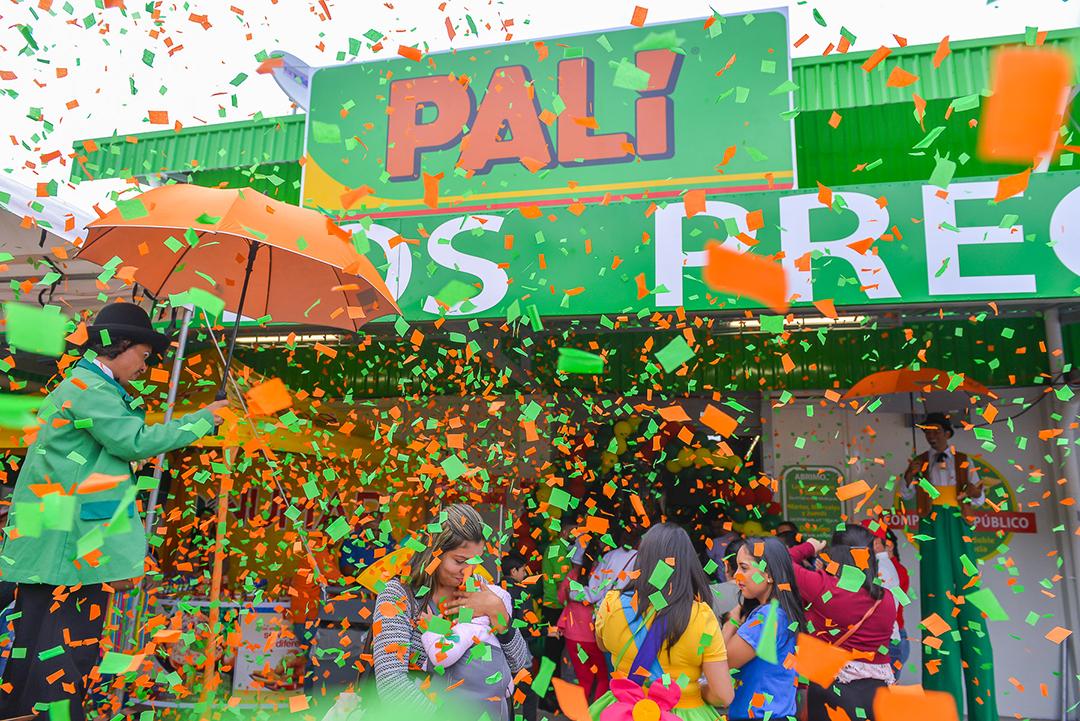 Apertura de Palí
