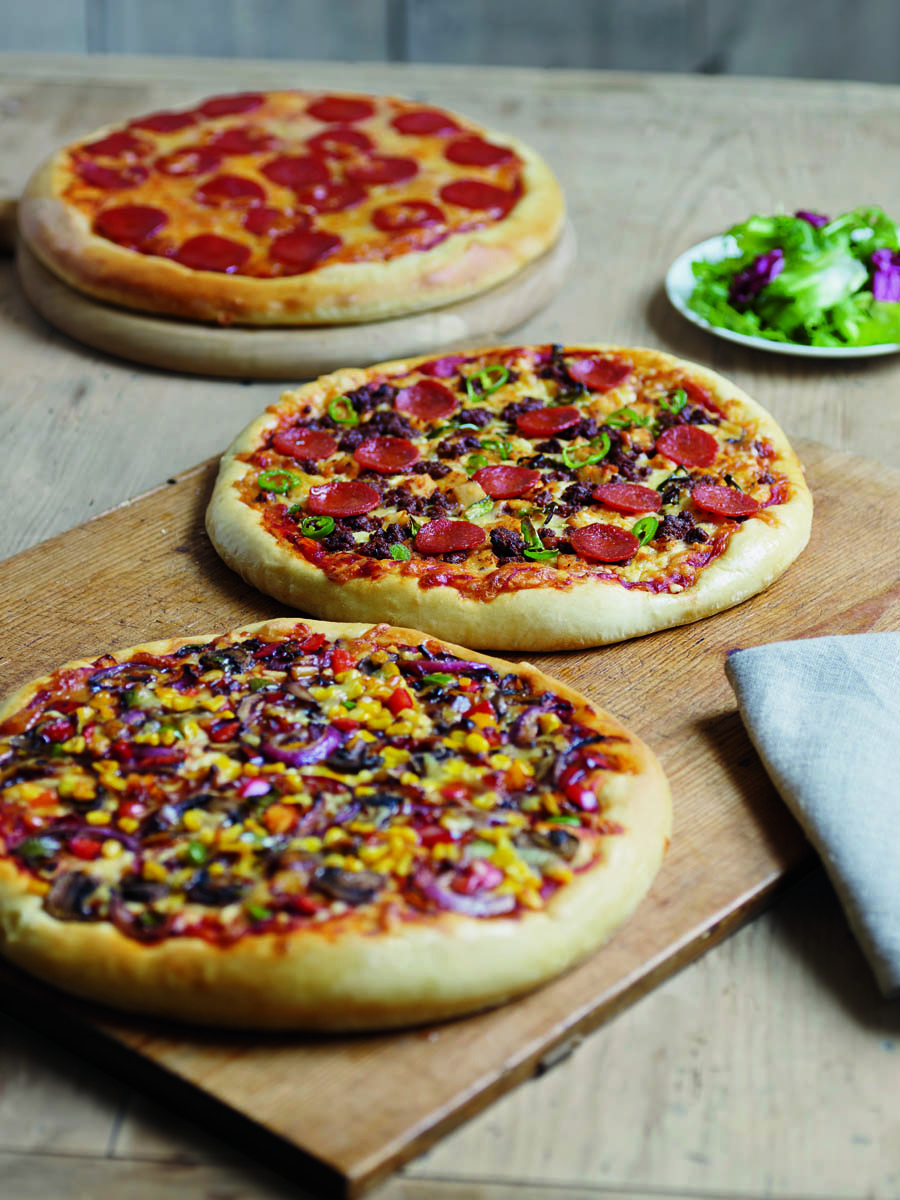 Freshly Baked Pizza Now Available At Your Asda Corby Café