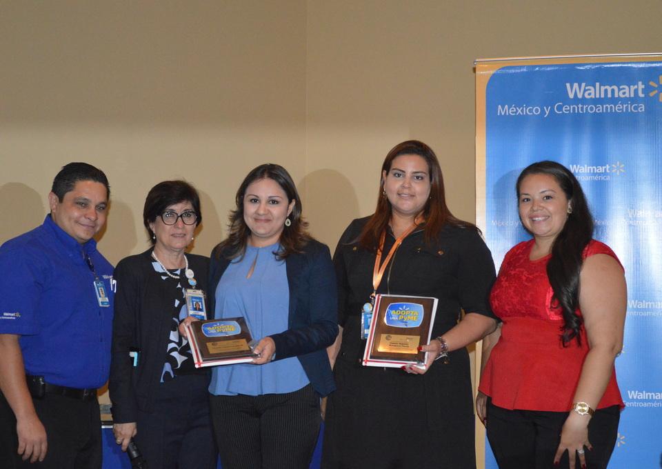 Walmart presenta logros del programa Adopta una PyME en Honduras