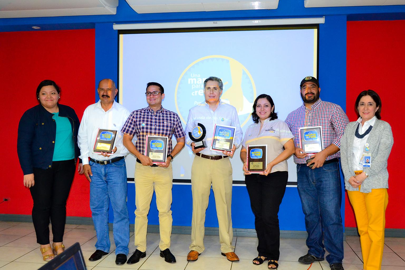 Premiación PyMEs Nicaragua