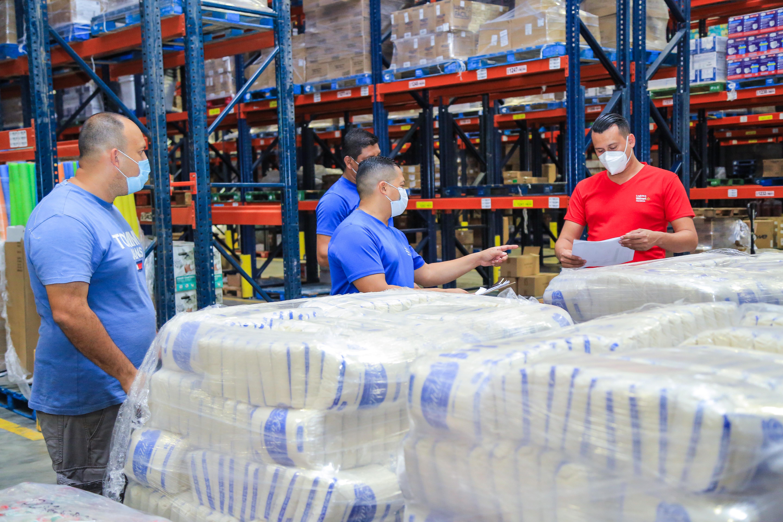 Walmart dona víveres a Visión Mundial Honduras y  Alcaldía de San Pedro Sula para afectados por tormentas