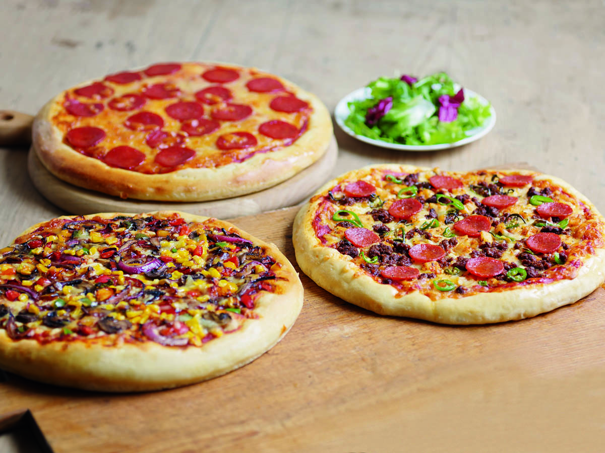 Freshly Baked Pizza Now Available From Asda On Just Eat