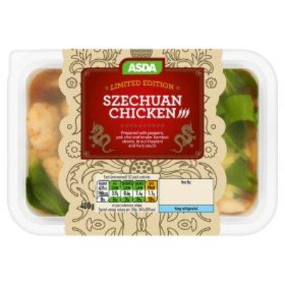 Limited Edition Szechuan Chicken