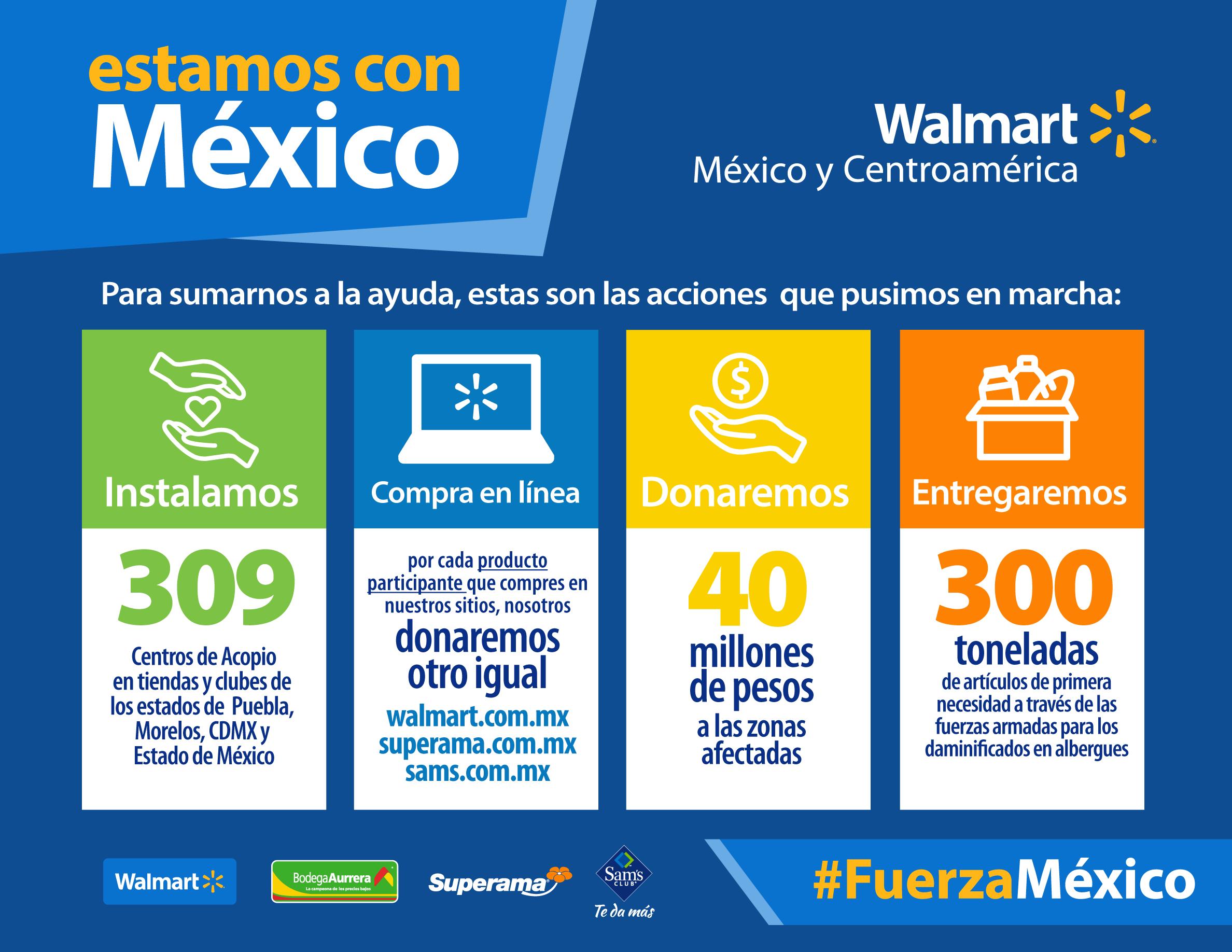 Estamos con México