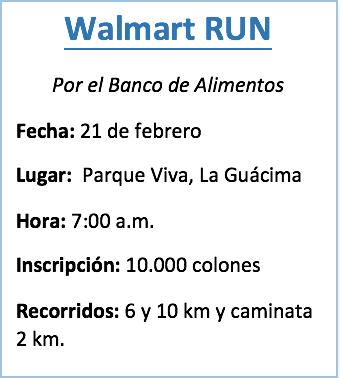 Walmart Run Press Release