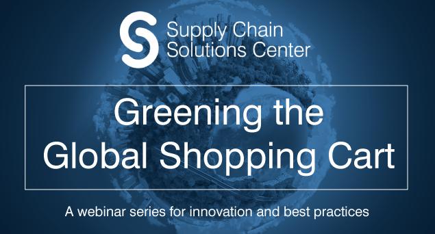 Greening the Global Shopping Cart