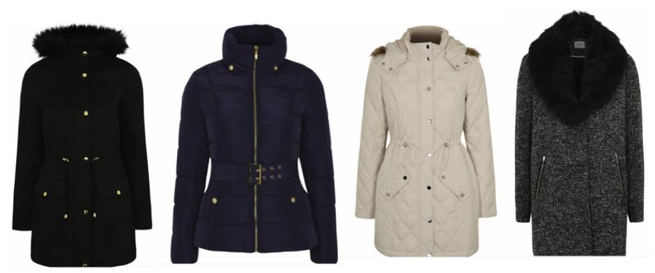Ladies coats george asda