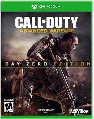 COD Advanced Warfare Release