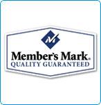 Walmart India Member's Mark Logo
