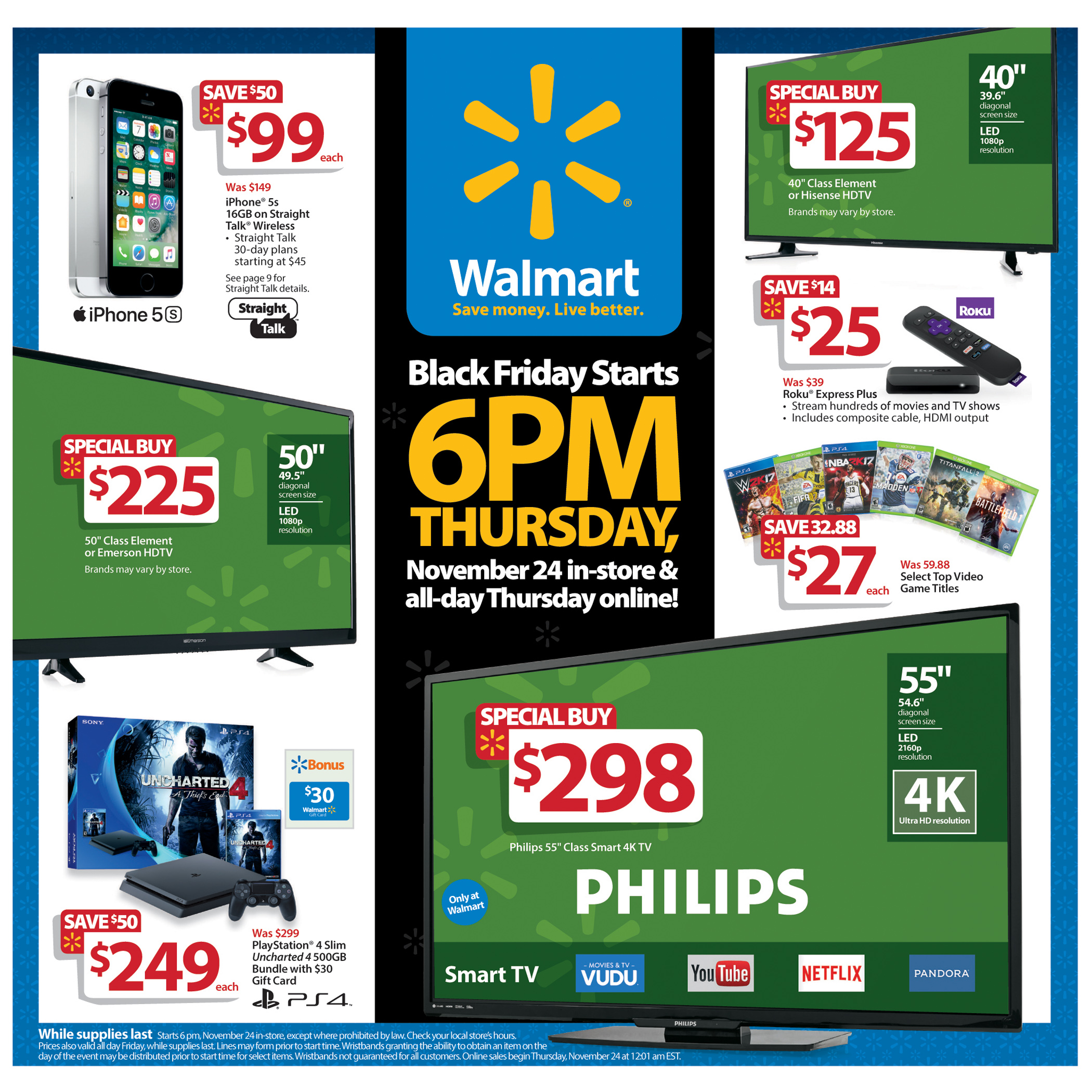 walmart black friday ad 2016 pdf