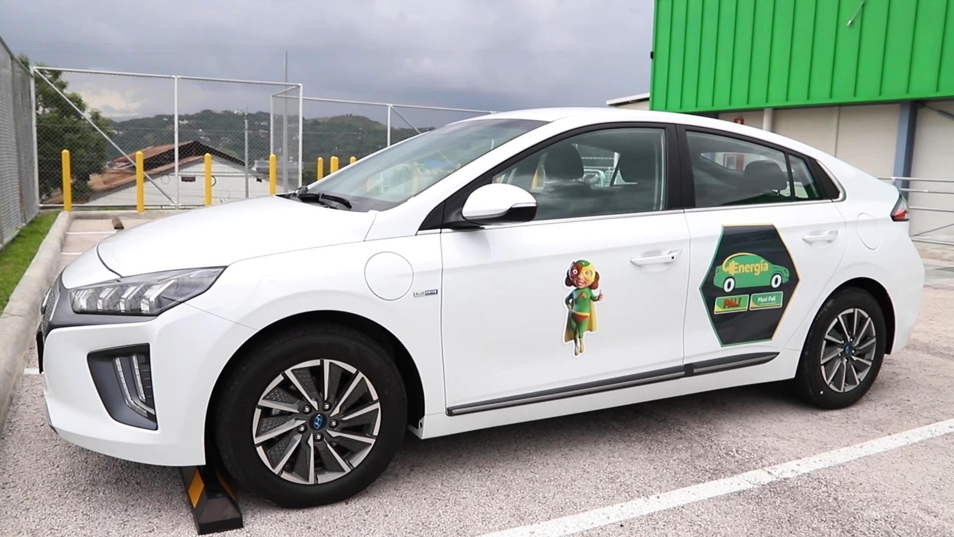 Maxi Palí y Palí incorporan vehículos eléctricos a su operación