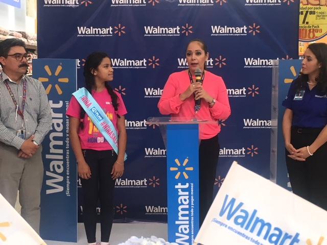 Walmart  presentó su Tienda en Boulevard Fuerzas Armadas renovada