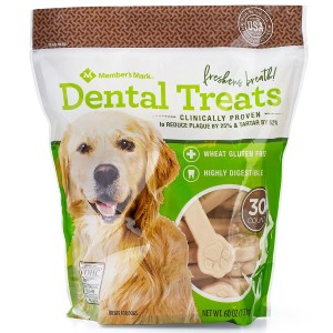 Members Mark Dental Treats
