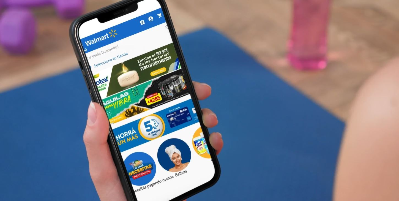 Walmart lanza nueva plataforma para compras en línea en Costa Rica