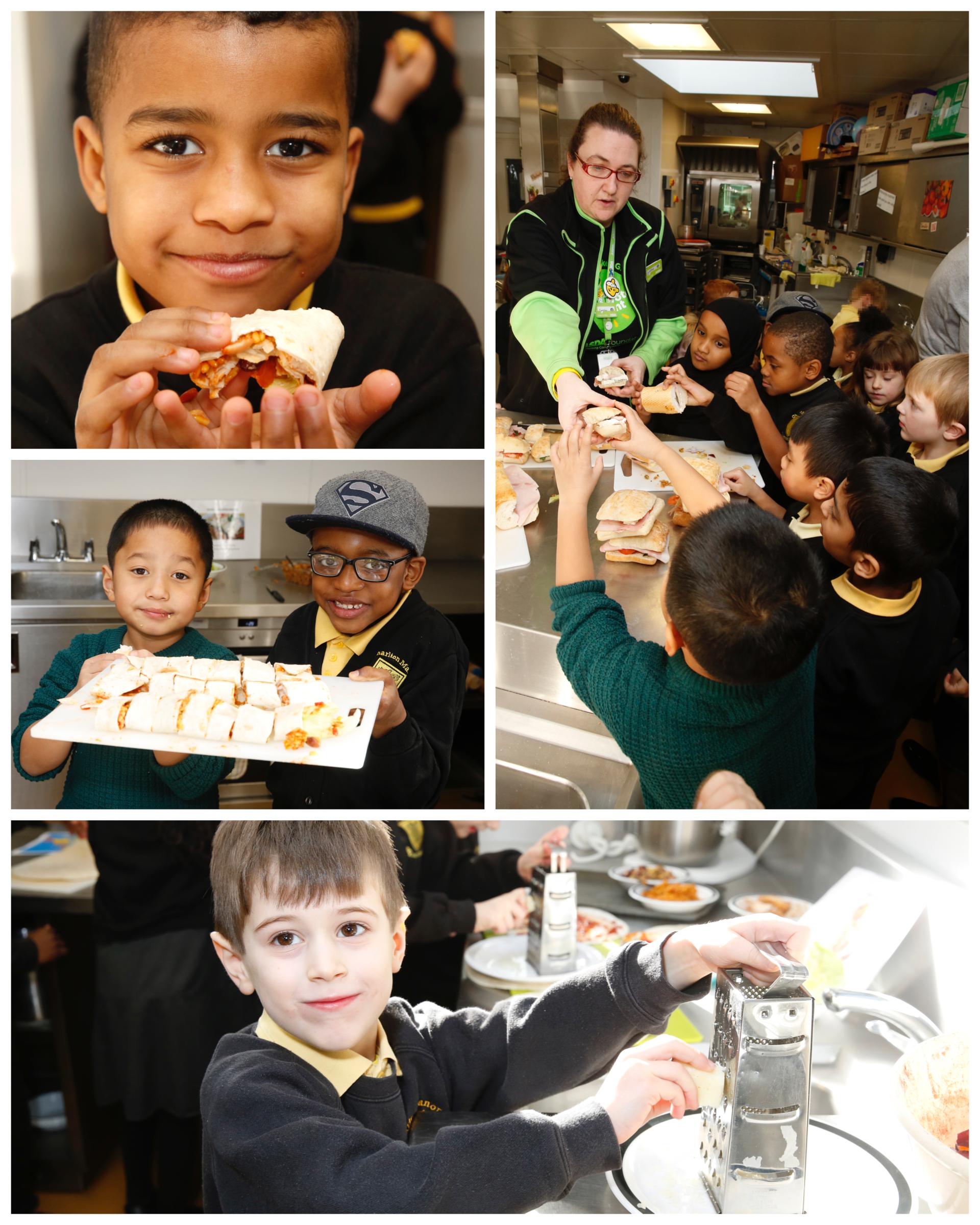 Charlton World Food Workshop 2