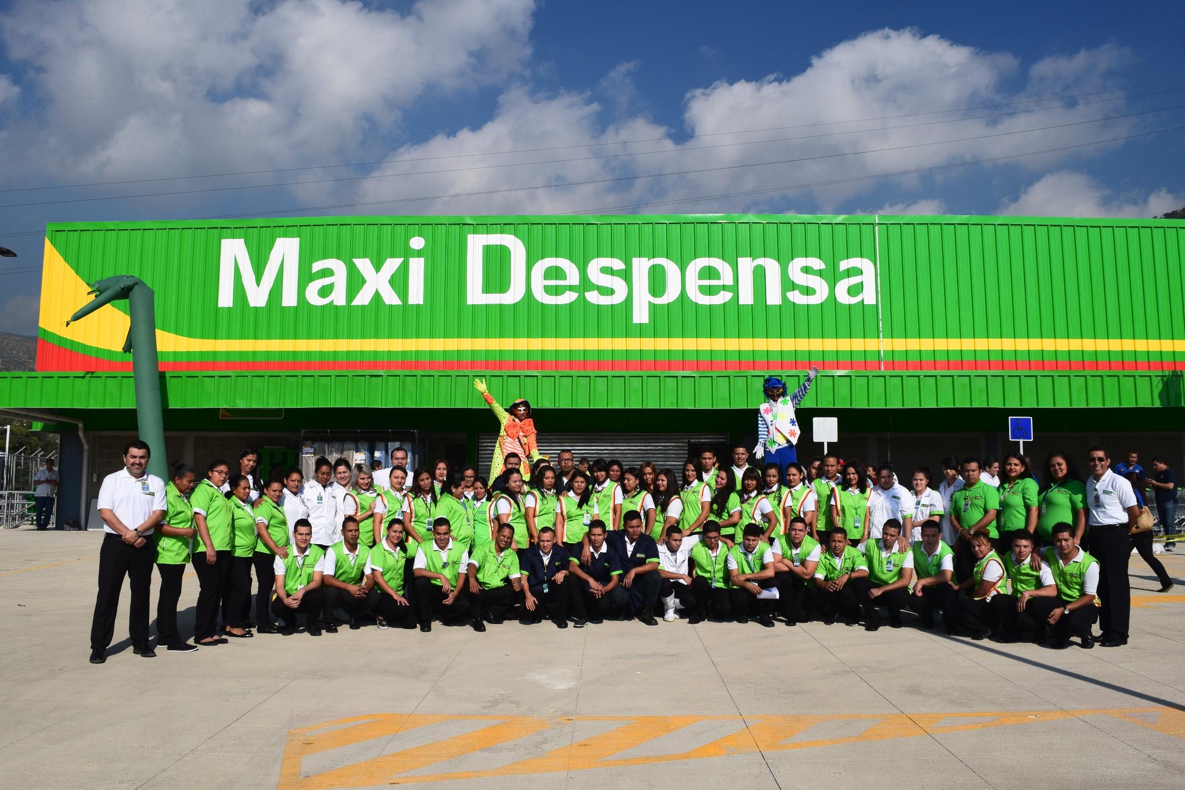 Maxi Despensa llega a la colonia Torocagua de Tegucigalpa, Honduras ...