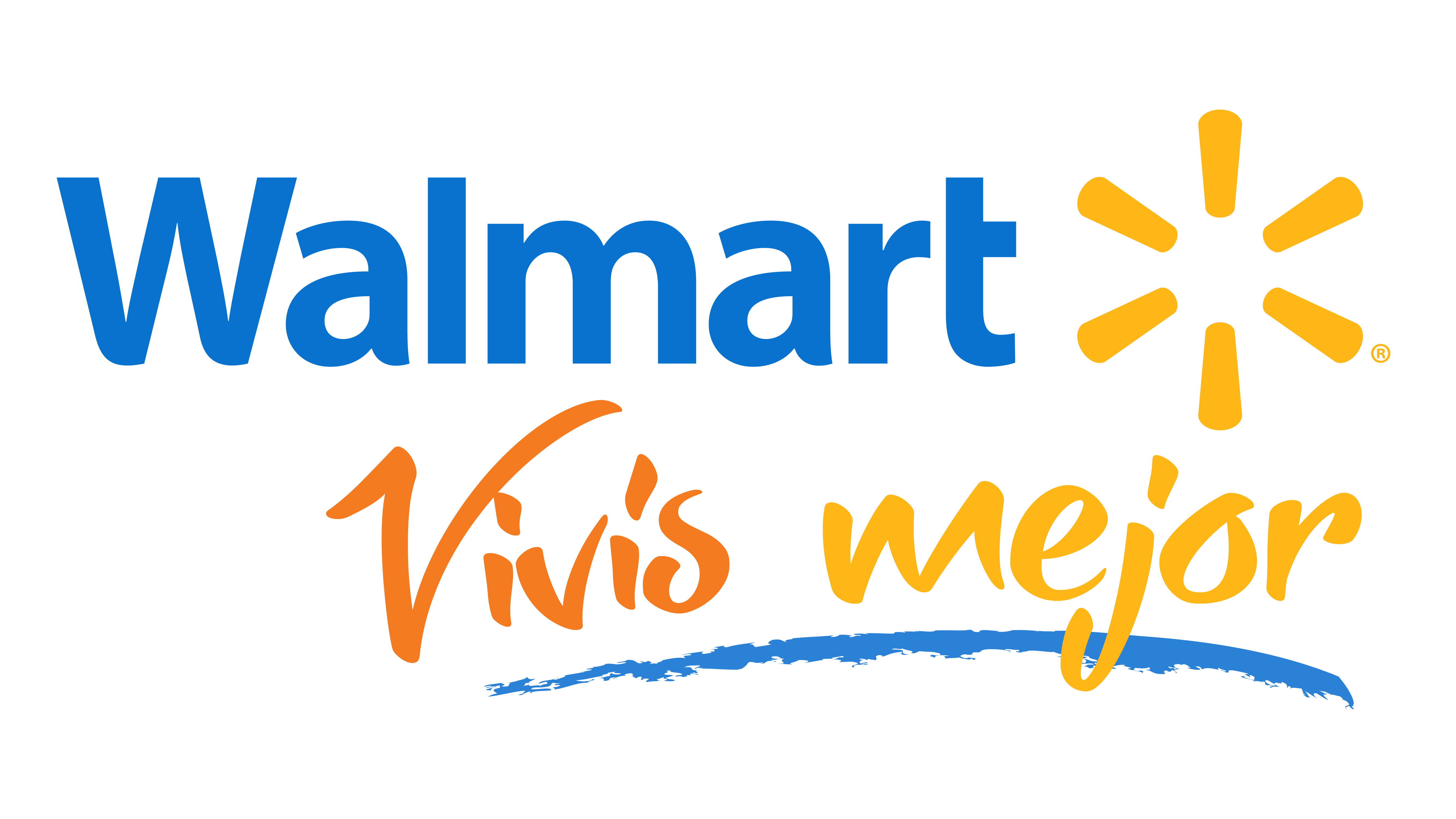Logo Walmart Vivís Mejos