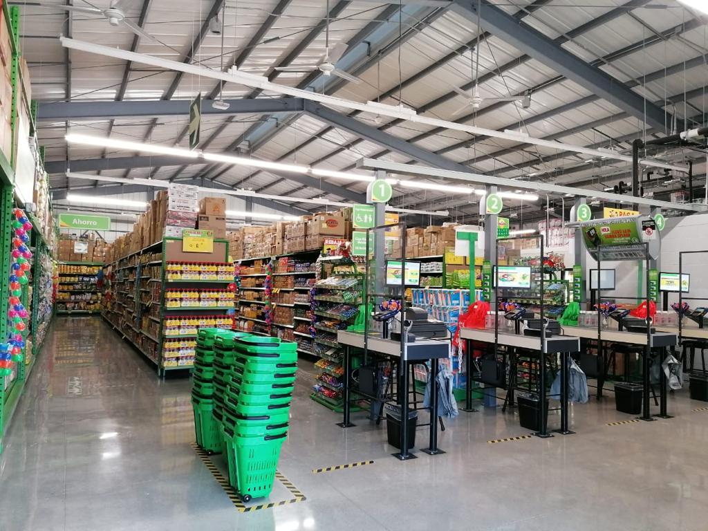 Despensa Familiar, comprometida con el abastecimiento en el país, inaugura su tienda número 179 _2