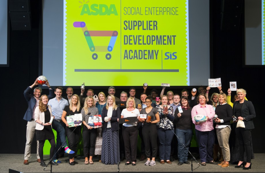 Asda Supplier Developement Academy 2017