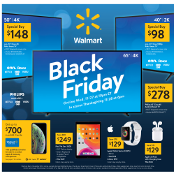 Walmart Black Friday Deals Revealed More Ways To Save Starting Today
